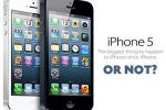 iPhone 5, Lacking Features or Not? - Thumb