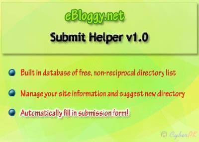 Free SEO Directory Submitter Software