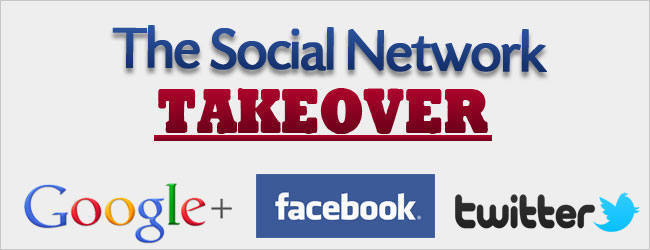The Social Network Takeover